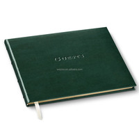 Display Books Gallery Leather Guest Books