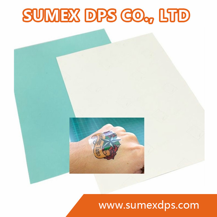 picture about Printable Tattoo Paper named Water-resistant Inkjet Printable Tattoo Short term Sticker Move Picture Paper, Tattoo Paper/ Tattoo Sticker/ Tattoo Motion picture, See tattoo paper, Sumex DPS
