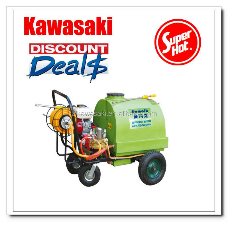 Catálogo de fabricantes de Pulverizador De Potencia Kawasaki de alta ...
