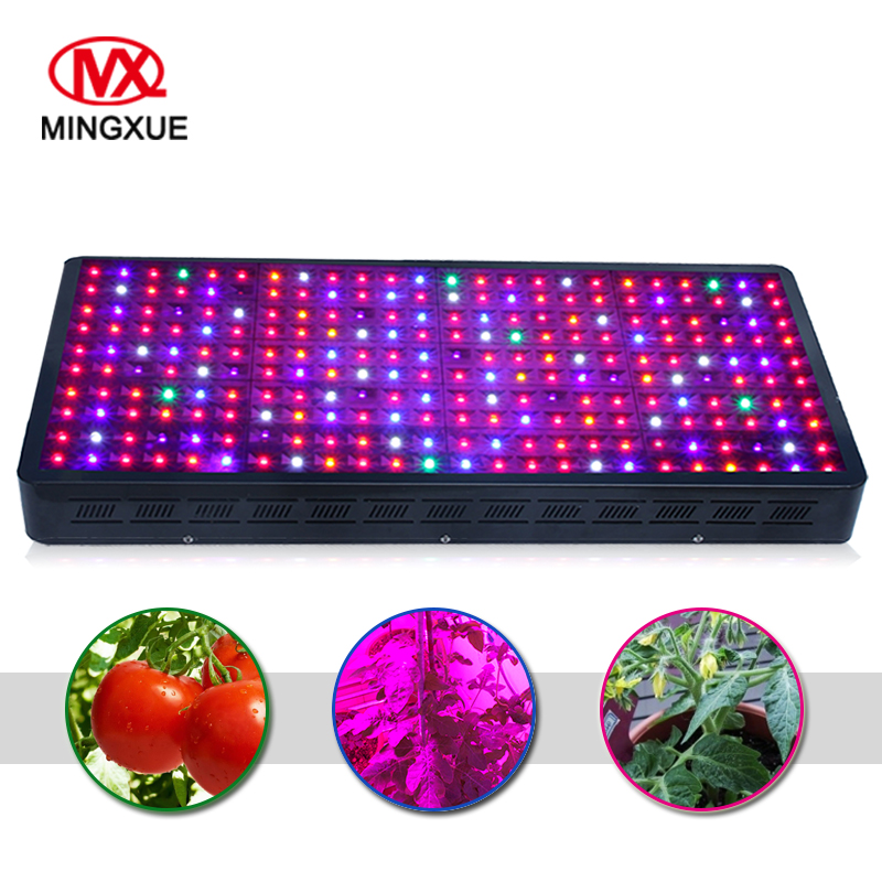Indoor Led Growing Light, Double Head Grow 1200W