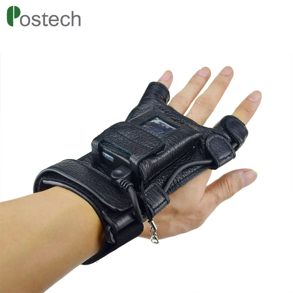 Unique design Free your Hands Barcode Scanner, Wearable Glove Barcode Scanner for Warehouse Picking and Sorting