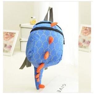 Бесплатная доставка новый симпатичные динозавров школы , детские рюкзаки дети школьный Bgas 4 цветов