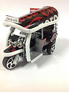 TUK TUK TAXI BANGKOK THAILAND 3 WHEELS VEHICLE MODEL THAI COLLECTIBLE SOUVENIR