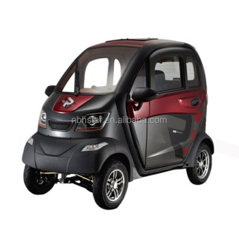 4 wheel electric scooter mini elelctric car battery car