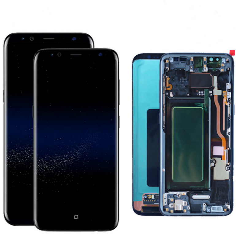Super AMOLED original replacement touch Screen For Samsung galaxy S5 S6 S7 S8 S9 S10 s7 edge s8 plus s9 plus s10plus <strong>LCD</strong> Display