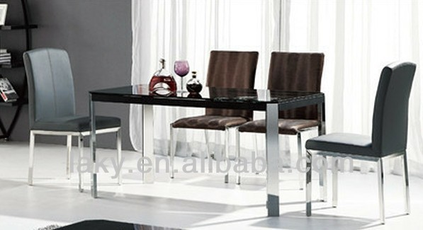 black lacquer dining room furniture, black lacquer dining room