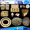 fire brick factory of refractory brick, castale, mortar, cement, ball, board, gap, furnace, kiln, clay, monolithic, corundum.