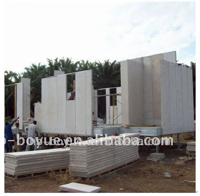 Lightweight Foam Concrete Panel Prefabricated Panel