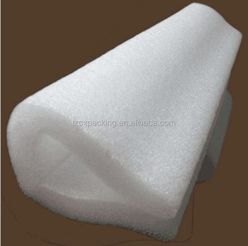 Eco-friendly waterproof epe foam material for wall protection corner angle
