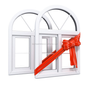 Special PVC casement windows