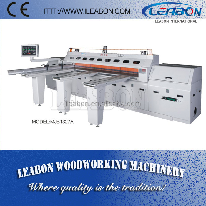 2680mm precision high speed CNC computer panel saw for aluminium wood cutting in Shunde MJB1327A