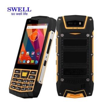 Waterproof 3 5 Inch Rugged Slim Qwerty Keypad Mobile Phone