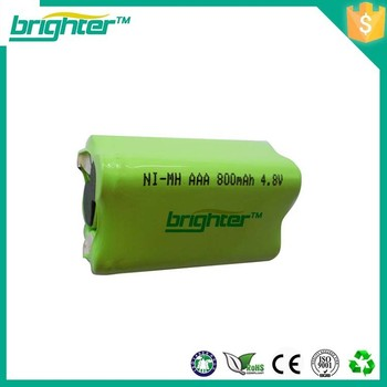 Battery Nimh 2 4v 600mah For Stun-gun Flashlight - Buy Battery Nimh 2 4v  600mah,Stun-gun Flashlight Product on Alibaba com