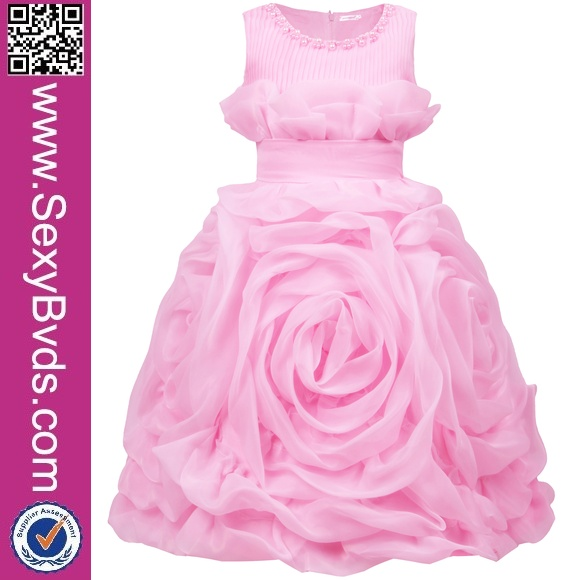 Últimas vestidos de fiesta para niñas reina vestido de niña chica de ...