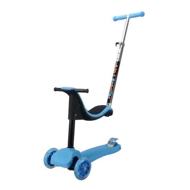 Crianças neve scooter de alto grau de qualidade/preço barato do bebê walker de scooter/Scooter Crianças para venda
