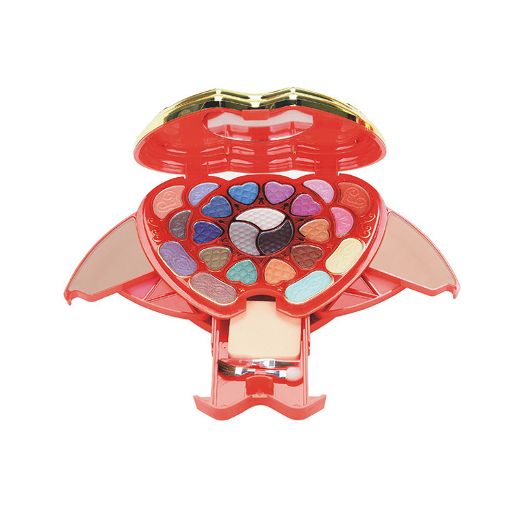 LCHEAR brand ladies complete eyeshadow makeup kit cosmetics cheap makeup kit eyeshadow 512072