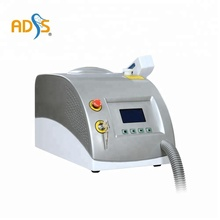 Hot Selling <span class=keywords><strong>Draagbare</strong></span> Q-switched Nd Yag Laser Tattoo Removal <span class=keywords><strong>Machine</strong></span> voor Pigment Verwijdering