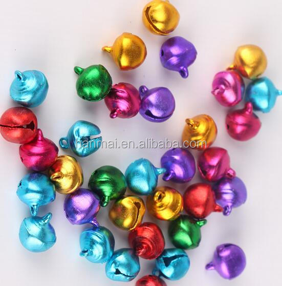 Colorful Jingle Bell per la decorazione/natale campana