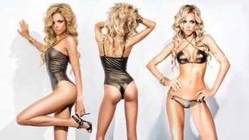 Nude body paint midget photo photos