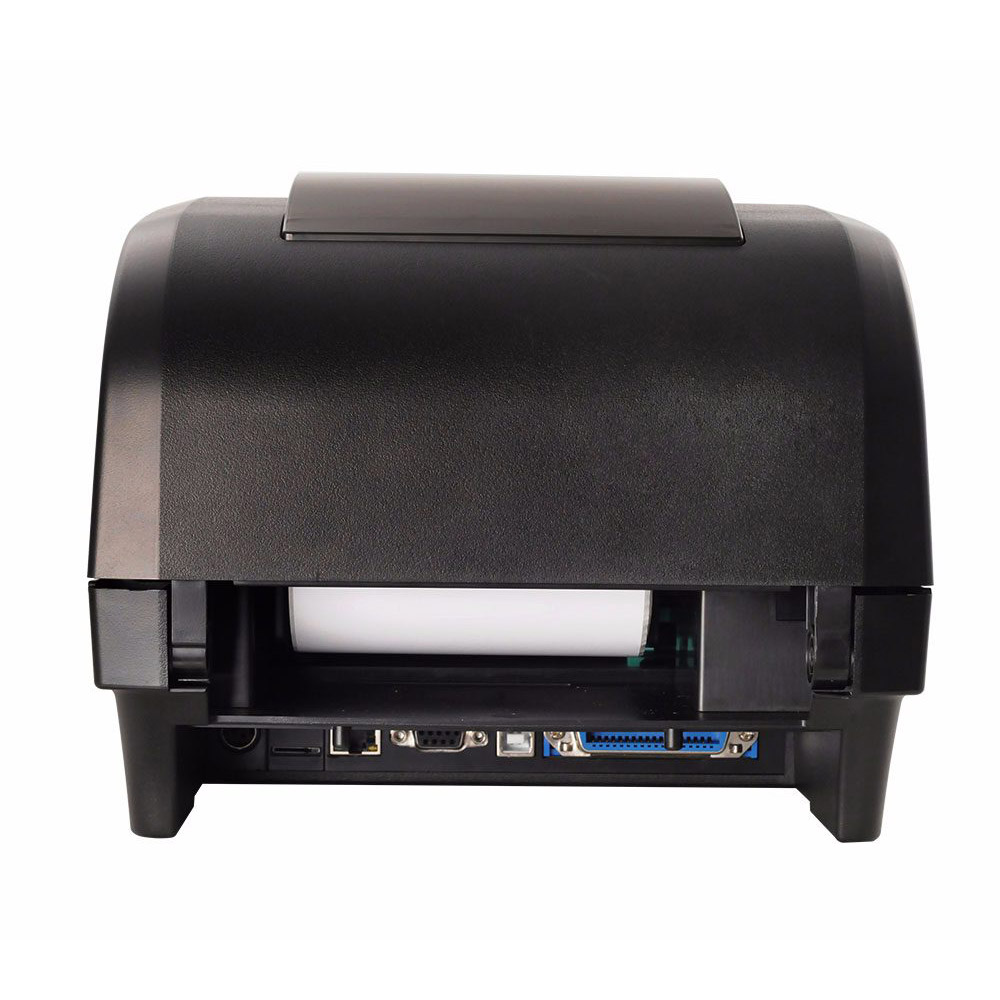 Cheap 118mm commercial thermal label printers machine with USB Port