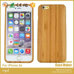 bamboo wood cover mobile cell phone pc buy case for iphone 8