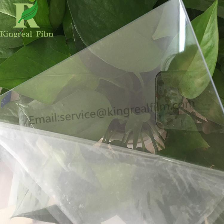 OEM Clear Zelfklevende Beschermfolie voor Acryl/PMMA/Plexiglas Plaat