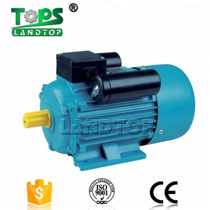 LANDTOP single phase ac 10 hp motor 240v