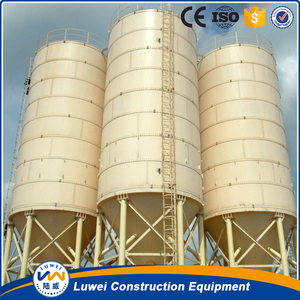 High quality cement silo steel storage silo cost