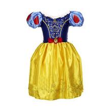 Snow White font b Fancy b font Layered font b Children b font Ribbon Sequin Flower