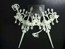 New fashion style jewelry 3d printing / unique design 3d jewelry printing services