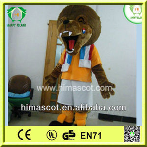 HI CE EN71 hot sale sea lion costume