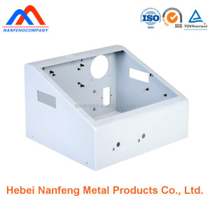 Custom sheet metal stamping chassis shell