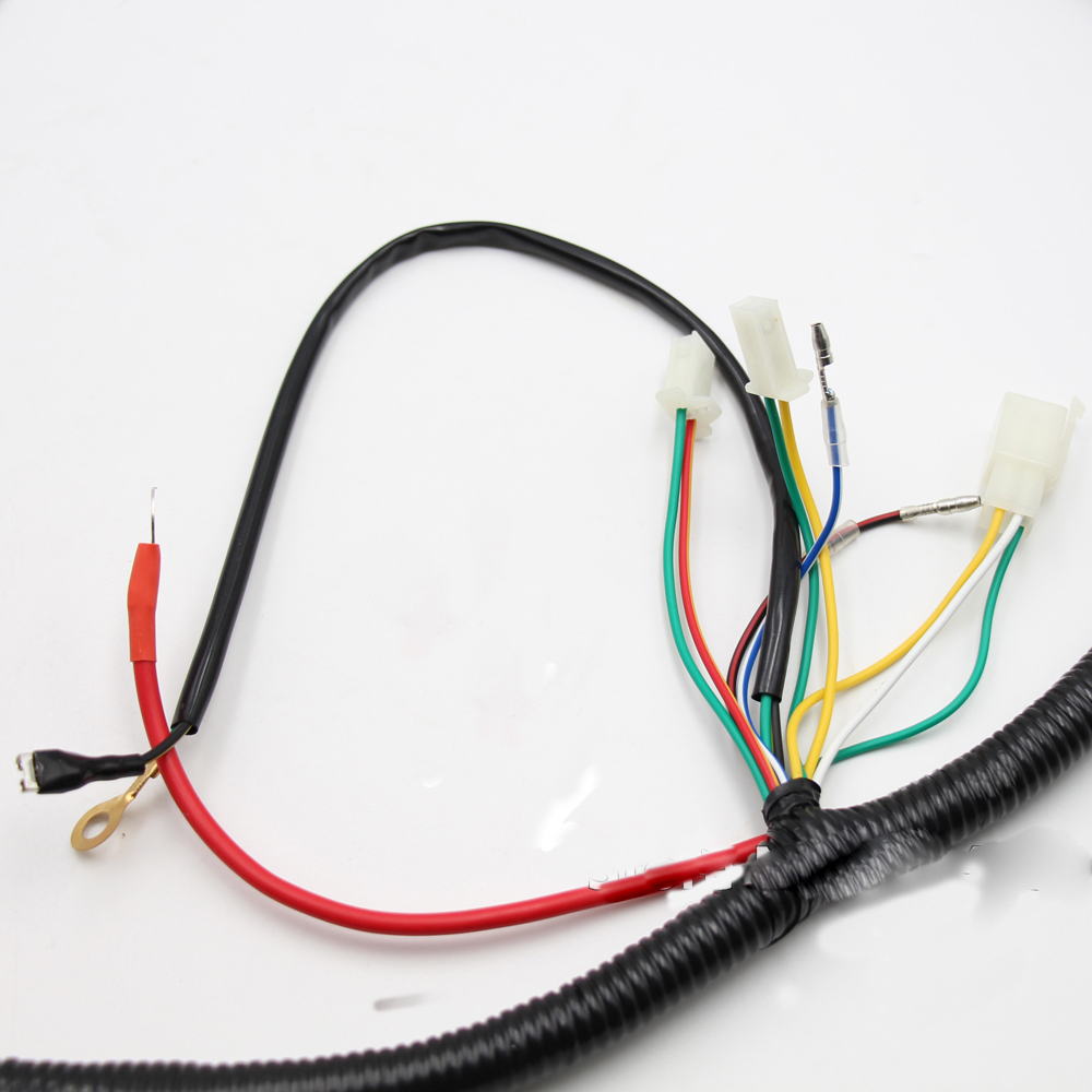 China Engine Gy6 125cc Manufacturers And Lifan Motor Wire Harness Suppliers On Alibabacom