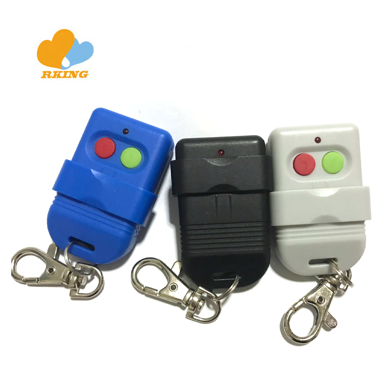 wireless remote control transmitter for auto gate motor adjustable frequency