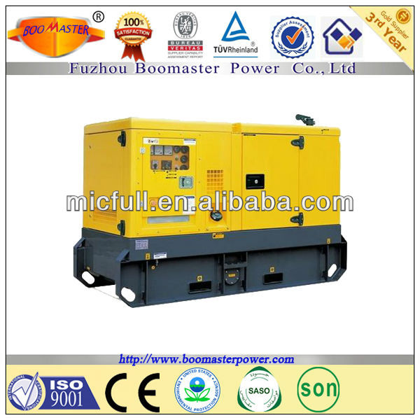 640Kw/800Kva Diesel Power Generator with CE/EPA/ISO9001