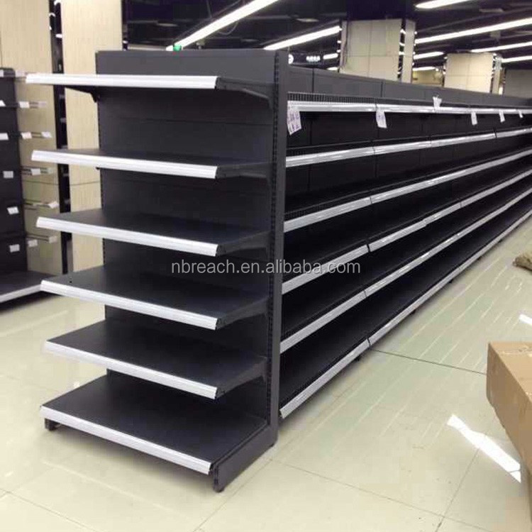 REACH Metal Wall Unit Shelving supermarket <strong>shelf</strong>