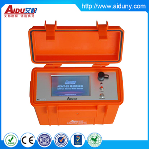 Superior quality easy to operate water detector with software