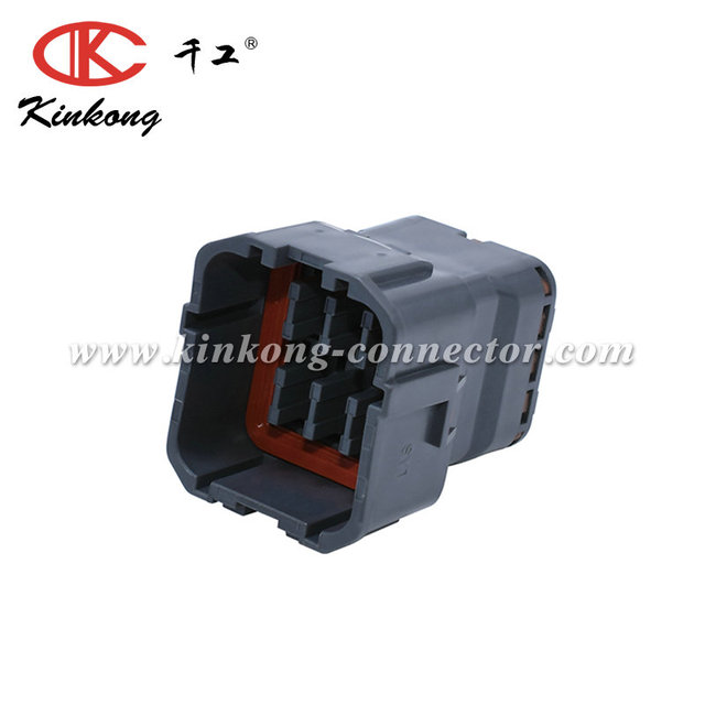 Kinkong Chinese Company Names 16 Pin Male Wire Harness Electrical Auto Plug Connector