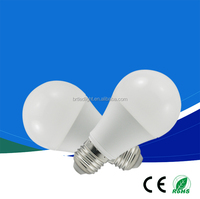 bulk buy from china 7W 9W 12W E27 B22 2800K-6500K9w led bulbled light bulb display demo case