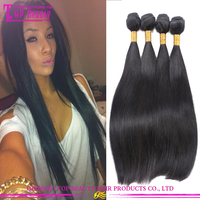New Arrival 7A silky straight peruvian 26 inch 100 human hair extensions
