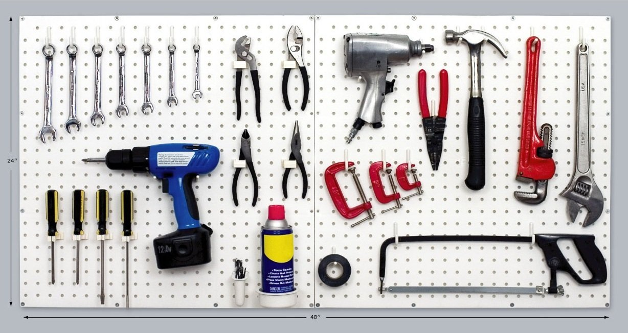 Cheap Plastic Pegboard Lowes Find Plastic Pegboard Lowes