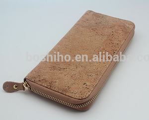 New arrival Cork wallet Vegan Gift