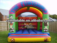 The Flintstones inflatable jumping bouncer