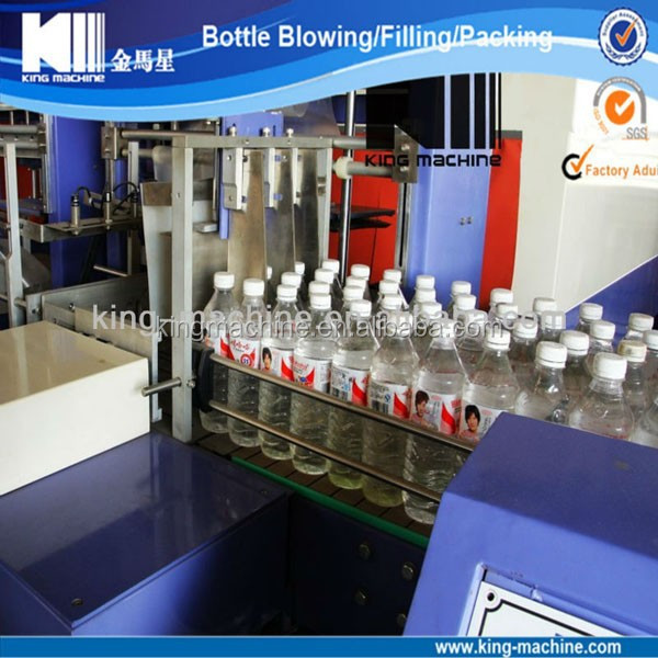 Fully Automatic Sleeve Sealing Machinery & Shrink Pack Tunnel