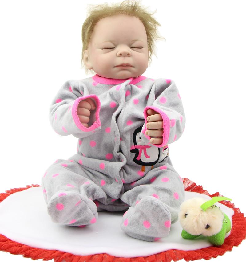 Aliexpress.com : Buy Realistic 20 Inch Doll Reborn Full ...