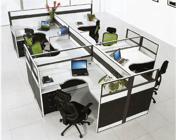 modern office workstations. Modern Office Workstation For 6 Person Wholesale, Suppliers - Alibaba Workstations O