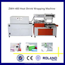 ZWH-400 Automatic Heat shrink wrapping machine packing machine