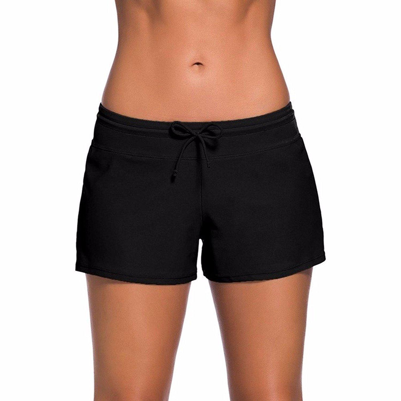 5ca9cb45a504a Get Quotations · KIWI RATA 2017 New Womens Swimwear Sexy Sweet Heart  Brazilian Bikini Bottom Hipster Swimsuit Beachwear Swimwear