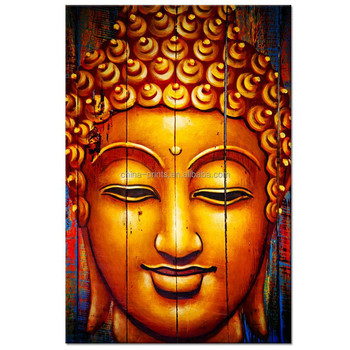 Beautiful Classical Buddha Canvas Wall Art,Buddha Prints For Home Wall Decor Living  Room Artwork