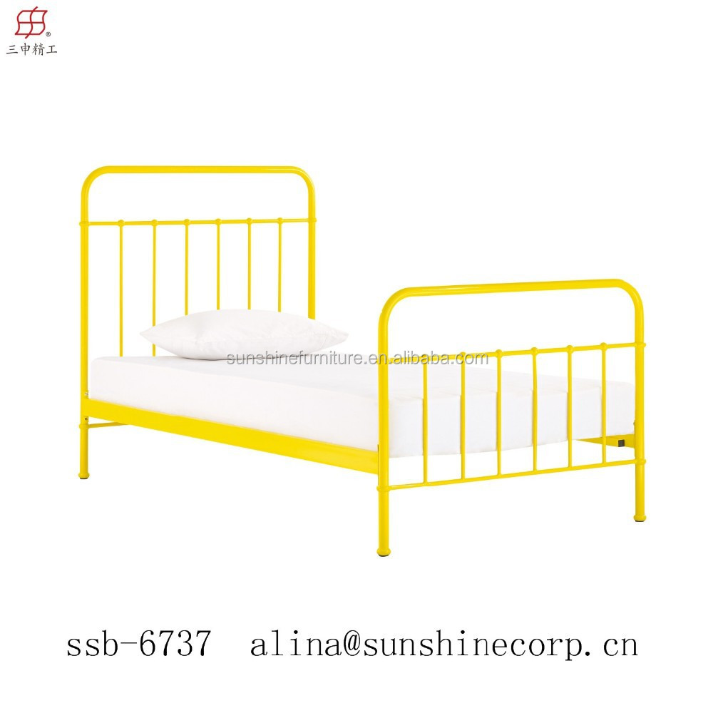 Queen Size Steel Bed Frame, Queen Size Steel Bed Frame Suppliers and ...